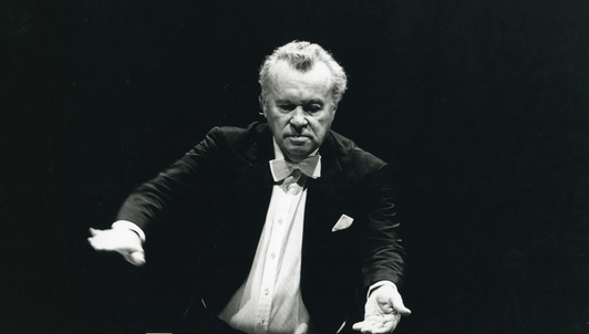 Evgeny Svetlanov dirige la Symphonie n°3 de Tchaïkovski