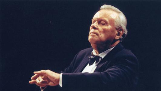 Yevgueni Svetlánov dirige la Sinfonía n.° 5 de Chaikovski