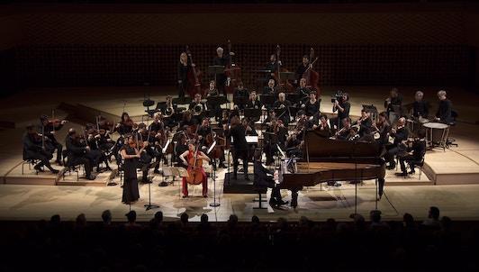 Laurence Equilbey dirige Beethoven et Louise Farrenc — Avec Alexandra Conunova, Natalie Clein et David Kadouch