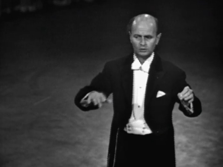 Music transfigured, remembering Ferenc Fricsay