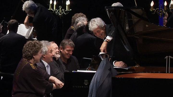 Pianoscope : Surprises Party