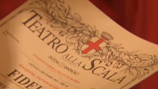 Fidelio: Beethoven's only opera opens La Scala season