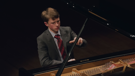 Finale du Concours international Long-Thibaud-Crespin : Concerto – (II/II)