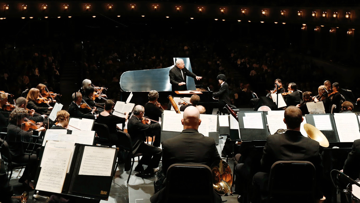 Final Round of the Van Cliburn International Piano Competition: Concerto (I/II)