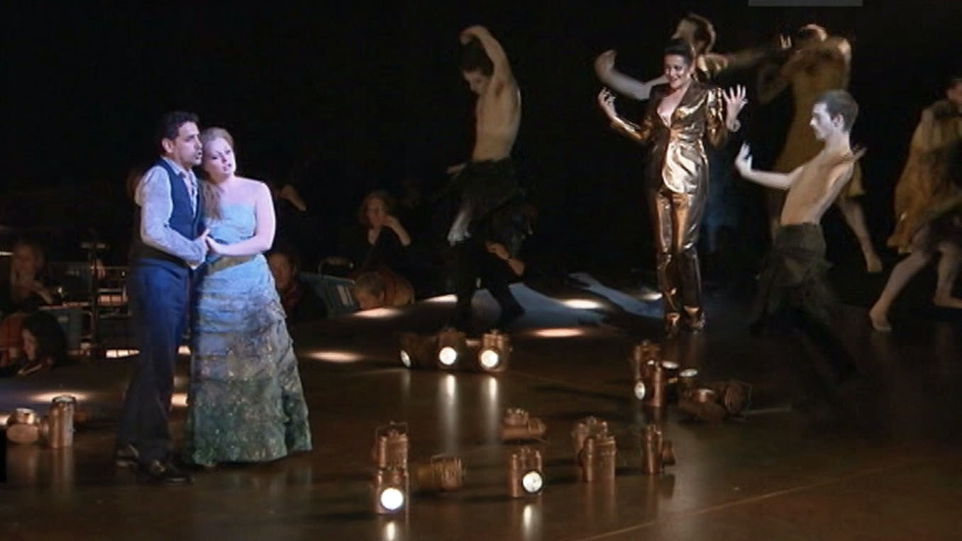 Florez lights up the stage in Orphée et Eurydice at Covent Garden