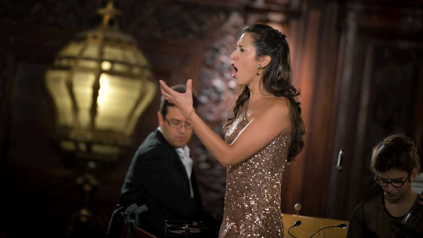 Il Teatro dei Sensi, an operatic microcosm of Francesco Cavalli's music by Leonardo García Alarcón and Cappella Mediterranea