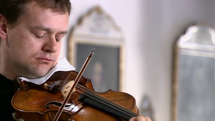 Frank Peter Zimmermann: J.S. Bach
