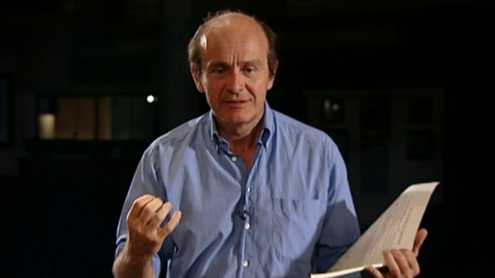 Gábor Takács-Nagy teaches Brahms: Piano Quartet No. 3 in C minor