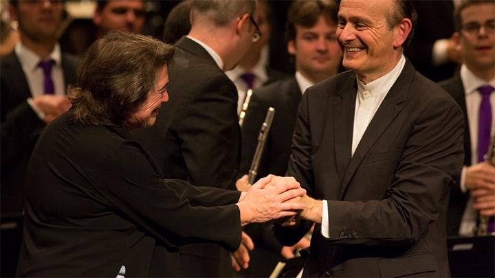 Gabor Takacs-Nagy conducts Haydn, Schumann and Dvorak – With Elisabeth Leonskaja
