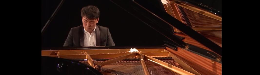 George Li plays Beethoven and Liszt