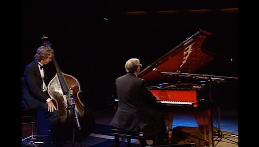 George Shearing and Neil Swainson, Live in Munich