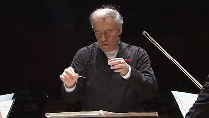 Valery Gergiev conducts Verdi and Mahler