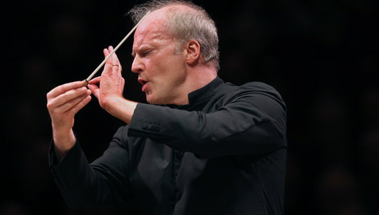 Gianandrea Noseda conducts Williams, Copland, Bernstein and Gershwin