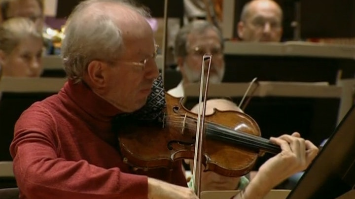 Gidon Kremer, Back to Bach
