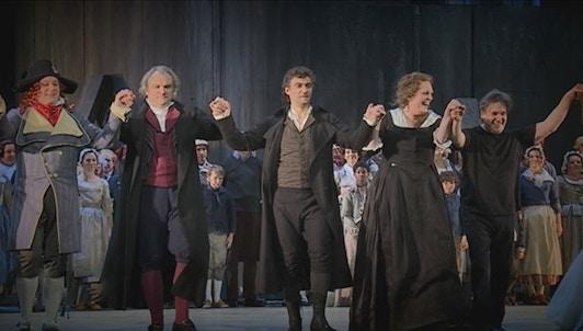 """""""Andrea Chénier"""", Jonas Kaufmann chante la passion mortelle à Londres"""