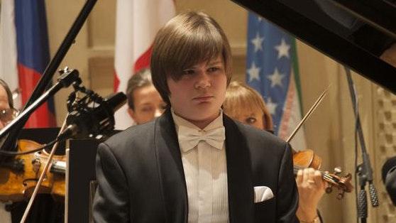 Gleb Romanchukevich joue le Concerto pour piano n°2 en ut mineur de Rachmaninov, op. 18