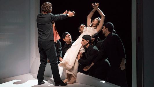 Orphée et Eurydice de John Neumeier, música de Gluck