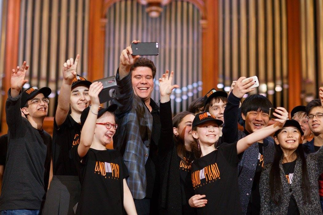 Grand Piano Competition 2018: Awards ceremony and gala closing