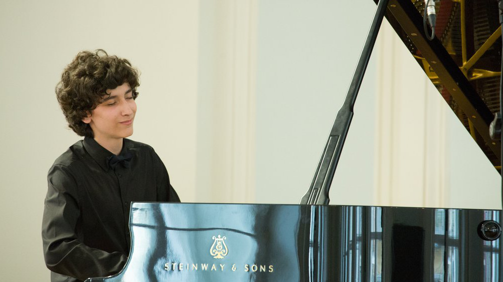 Grand Piano Competition 2018 : Finales (I/II)