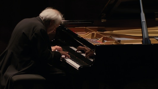 Grigory Sokolov plays Bach, Beethoven and Schubert
