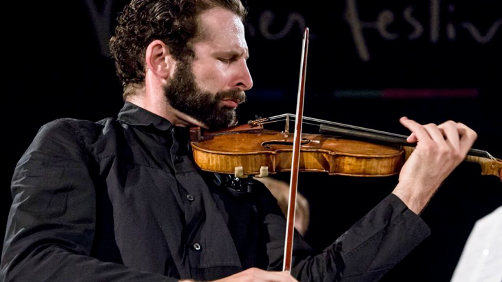 Ilya Gringolts performs Paganini and Sciarrino