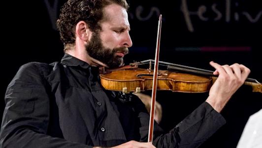 Ilya Gringolts performs Paganini and Sciarrino