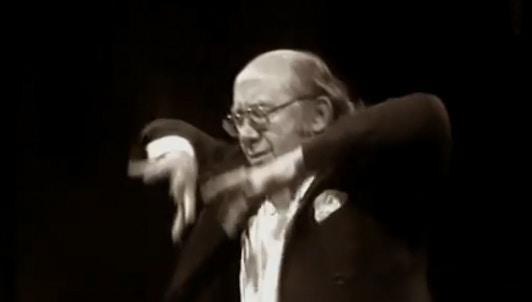 Guennadi Rojdestvenski : profession chef d'orchestre