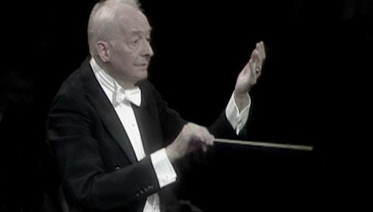 Günter Wand dirige la Symphonie n°5 de Bruckner