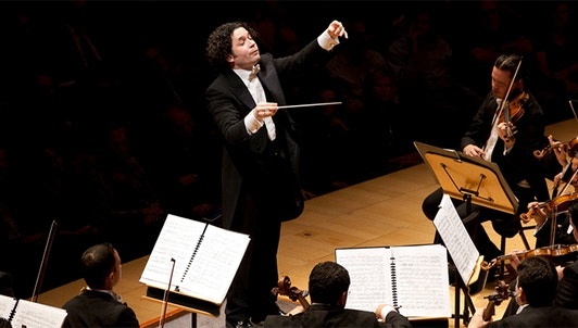 Gustavo Dudamel conducts Mahler: Symphony No. 8
