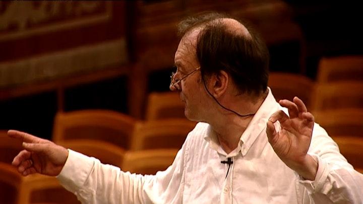 Harnoncourt conducts Die Fledermaus
