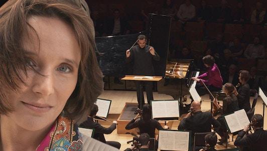 Hélène Grimaud suspend le temps avec Ravel à Los Angeles