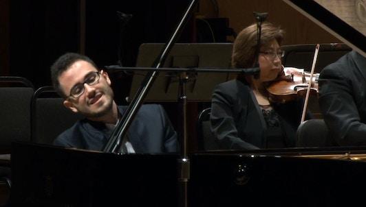 Honens International Piano Competition – Final (I/VII)