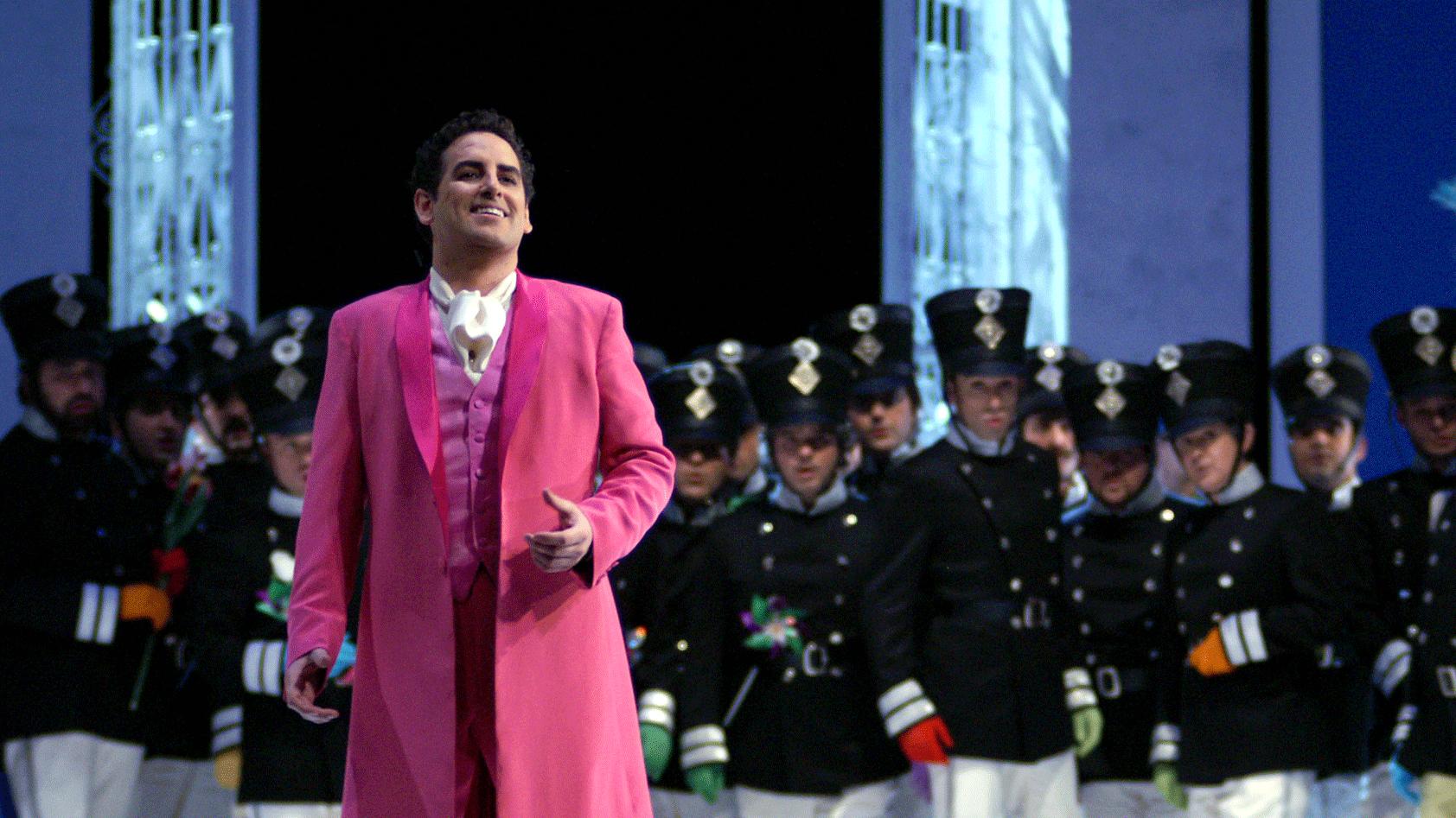 Rossini's Il Barbiere di Siviglia