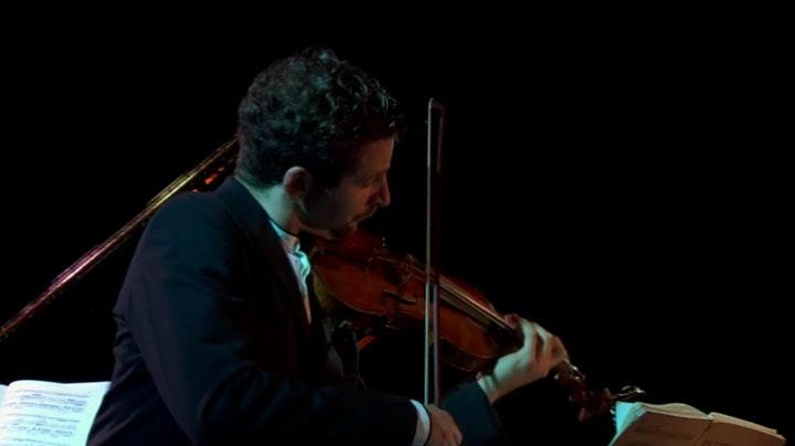 Ilya Gringolts and Aleksandar Madzar play Beethoven's sonatas