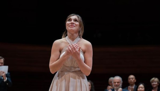 Finale du Concours international Long-Thibaud-Crespin : Concerto (II/II)
