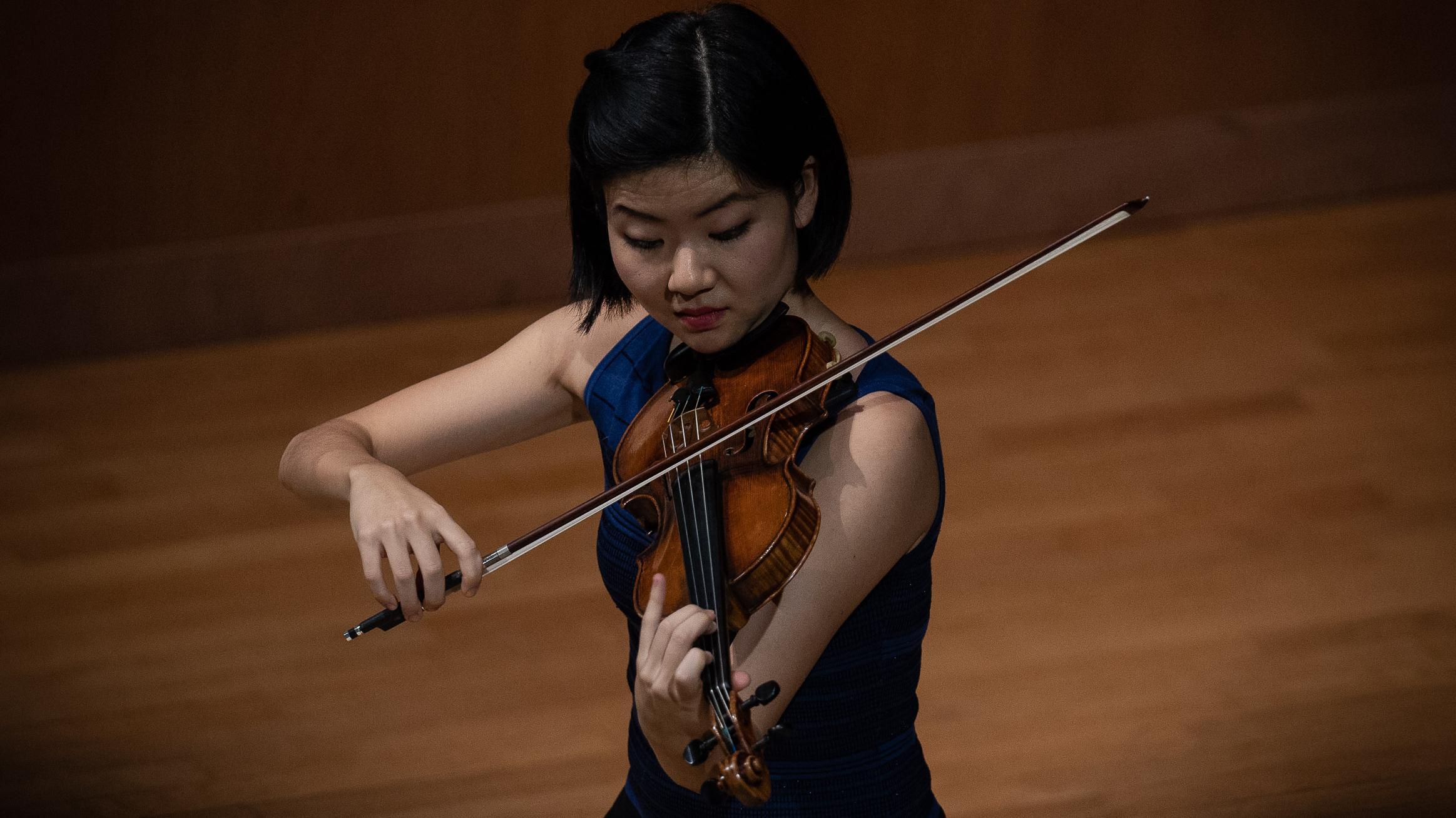 Final del Concurso Internacional Long-Thibaud-Crespin: Recital – (II/II)