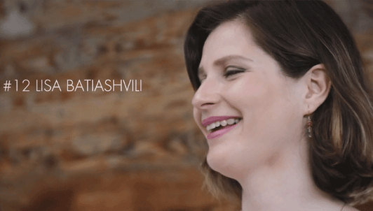 Throwback #12, interview with Lisa Batiashvili