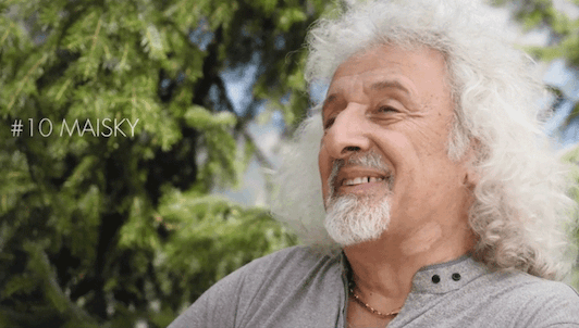 Throwback #10, interview with Mischa Maisky