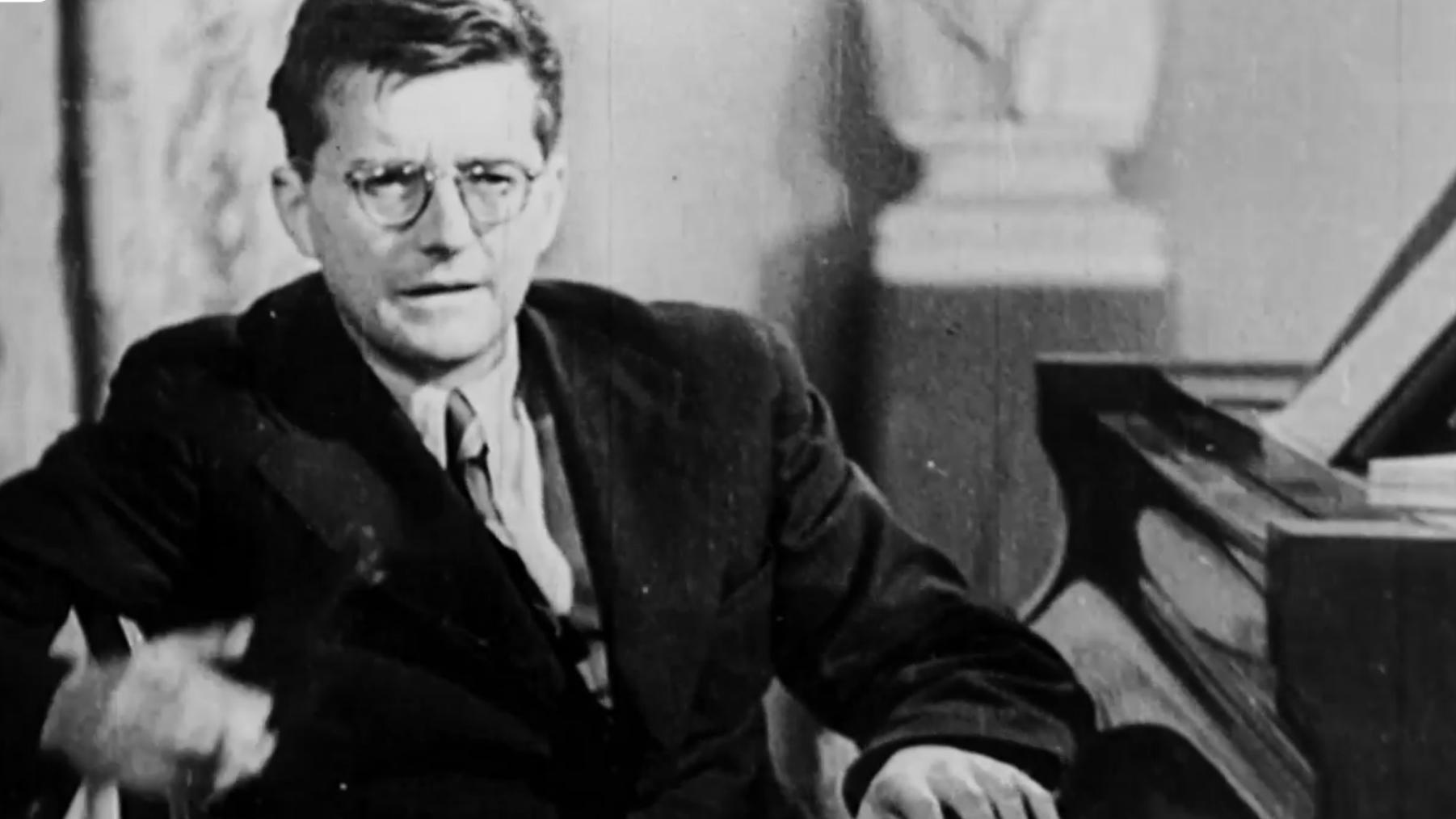 Into The Cold Dawn: A Portrait of Dmitri Shostakovich