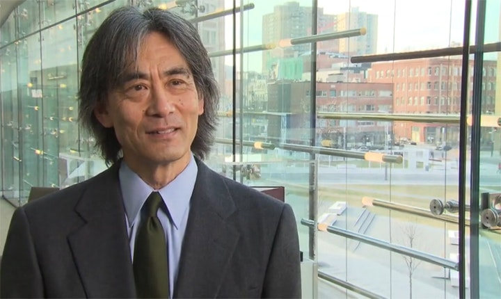 Kent Nagano talks to medici.tv