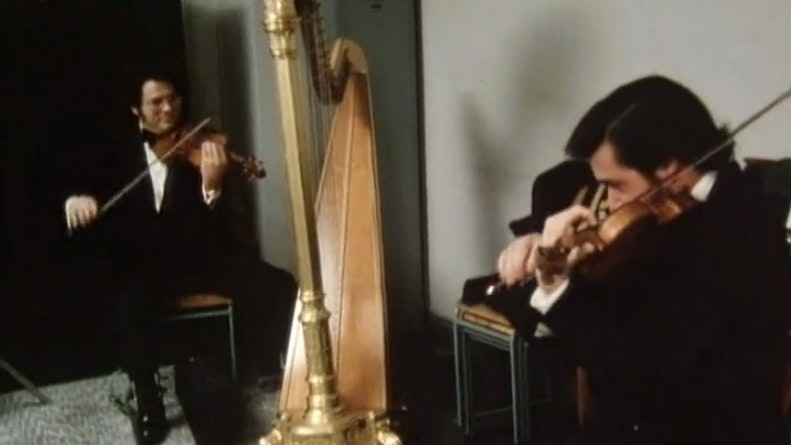 Itzhak Perlman and Pinchas Zukerman: Grand Duo (II)