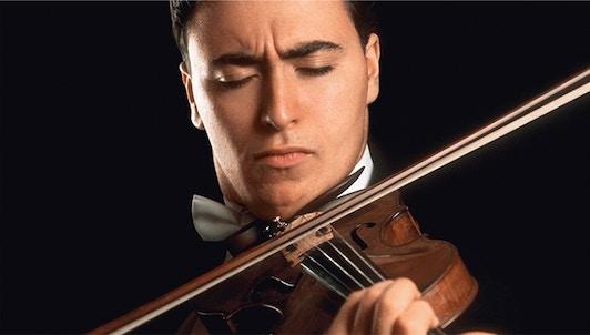 Maxim Vengerov plays Brahms - Jaap Van Zweden conducts Mahler
