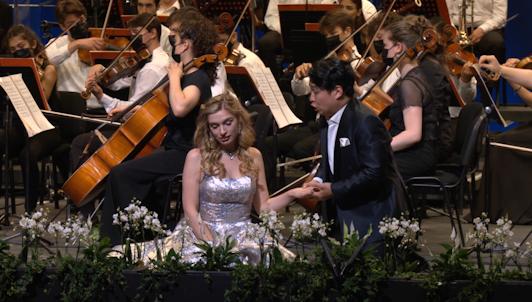 James Gaffigan conducts Puccini's La Bohème