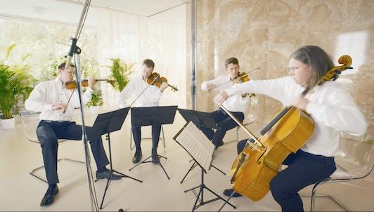 The Bennewitz Quartet performs Janáček's String Quartets
