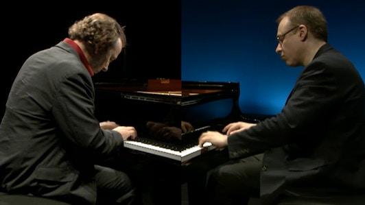 Jean François Zygel et Antoine Hervé | Jean-François Zygel (artiste)