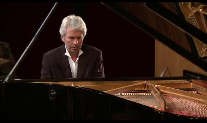 Jean-Philippe Collard: Around Liszt's B Minor Sonata