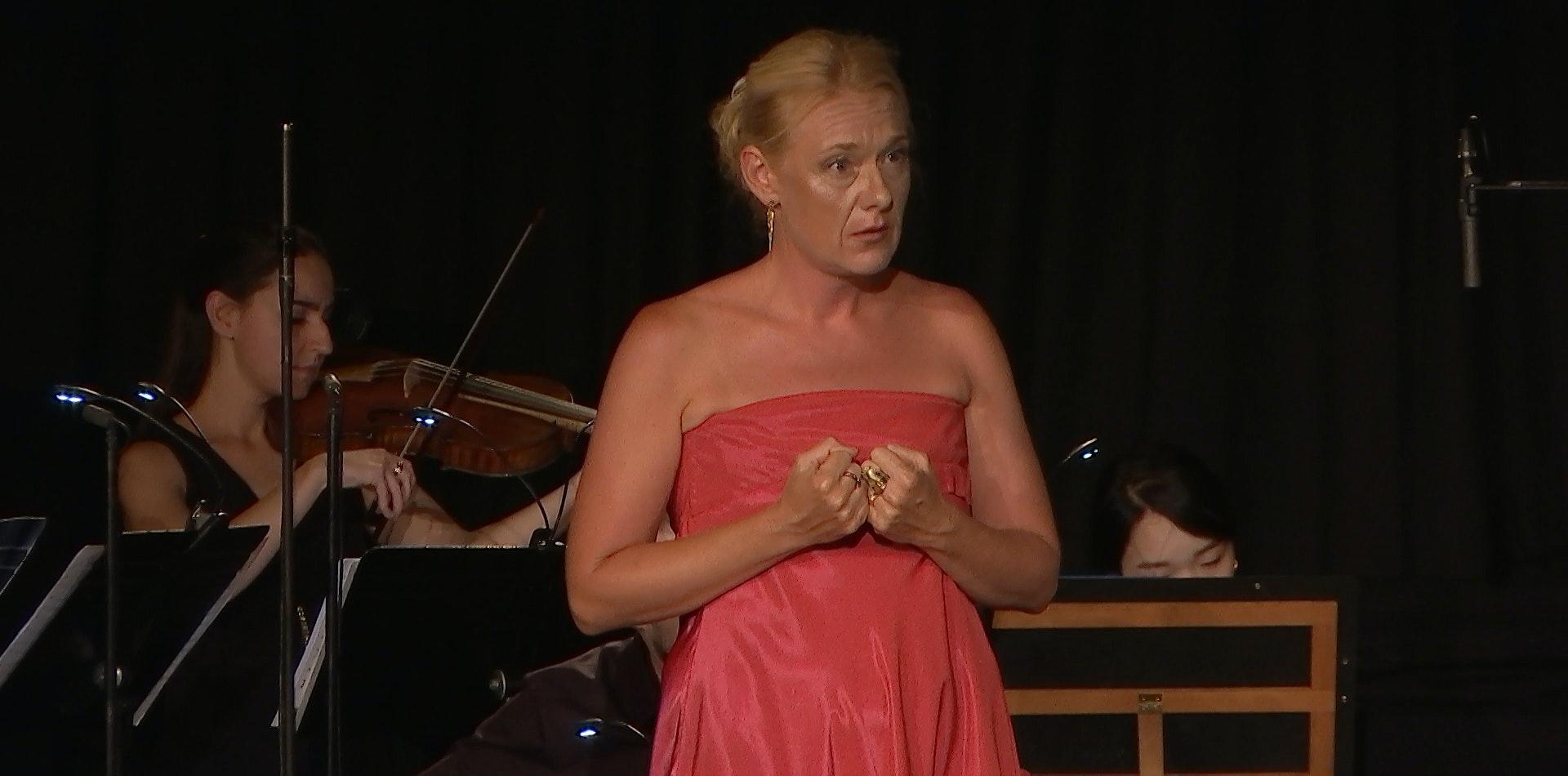 Johannes Keller conducts Monteverdi – With Magdalena Kožená