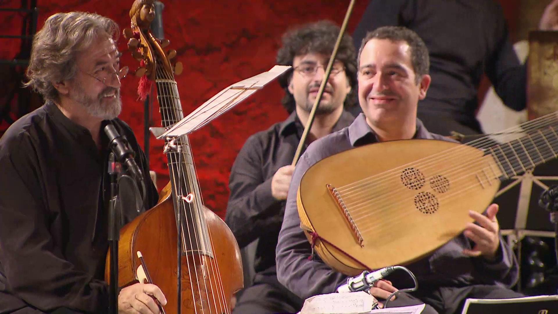Jordi Savall conducts Corelli, Telemann and Rameau
