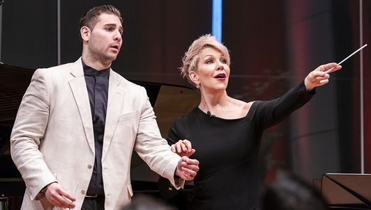 Master Class with Joyce DiDonato at Carnegie Hall (III/III) 2019