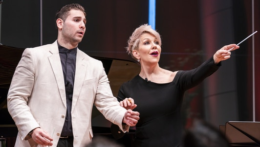 Master Class with Joyce DiDonato at Carnegie Hall (III/III)